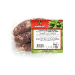 Колбаски сырые «Рождественские»