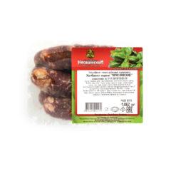 Колбаски сырые «Браславские»